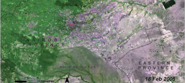 NNP - Landsat (2005)