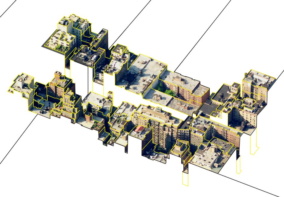 Patch Reflection – The Nature of Cities