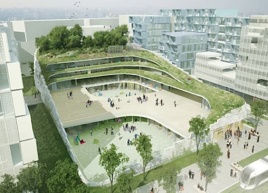 Architecture And Urban Ecosystems From Segregation To