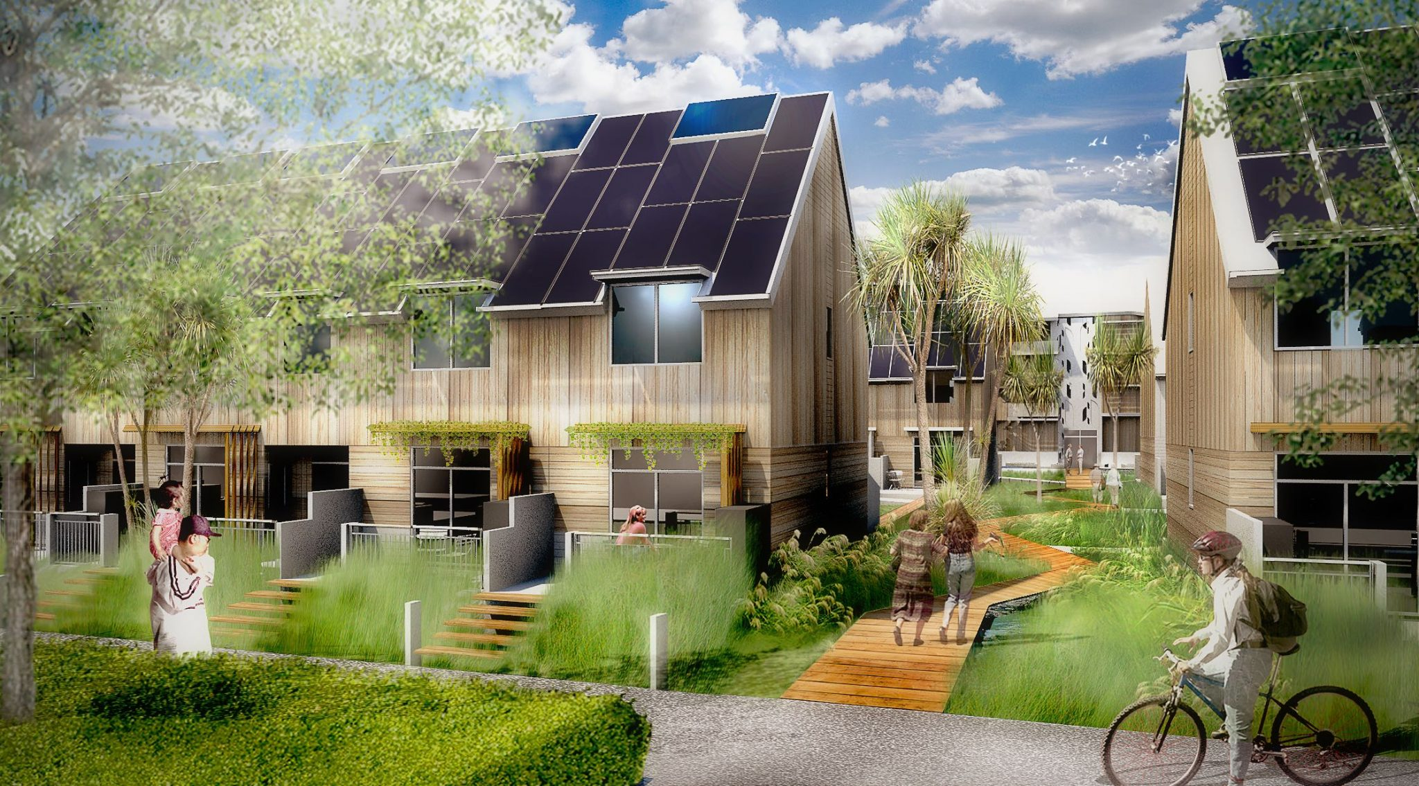 How Would You Design An Urban Eco Village The Nature Of Cities Important Basic Concepts Residential Electrical Wiring San Jose