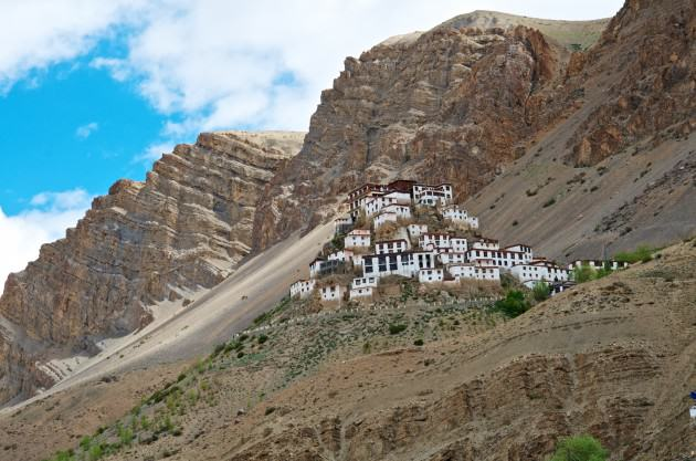Kee Gompa. Photo: Madusudan Katti