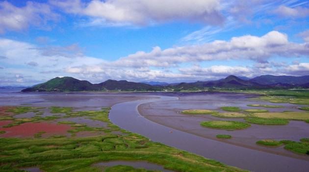 Suncheon Bay Source: Suncheon city and Ramsar (http://www.ramsar.org/cda/en/ramsar-media-special/main/ramsar/1-25-330_4000_0__)