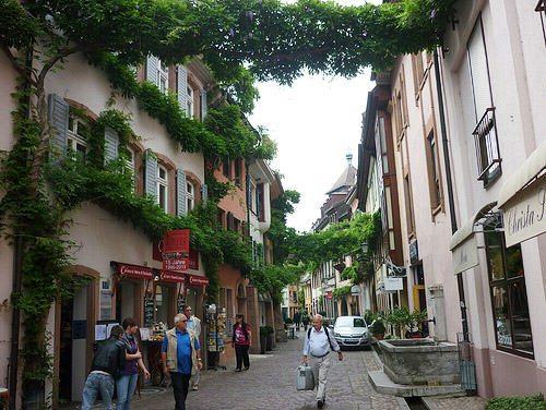 Freiburg, Germany. Photo Sven Eberlein
