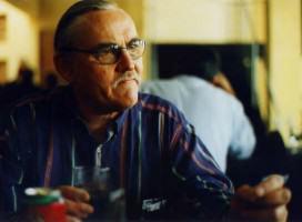 The late Peter Berg, Curitiba 2000. Photo: Paul Downton