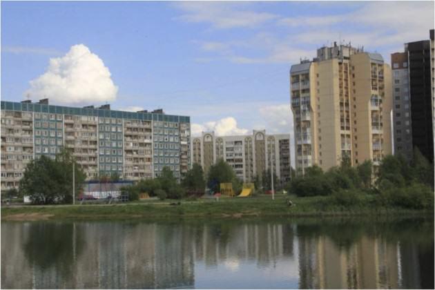 Novoye Devyatkino site