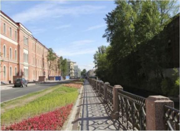 New strategies for old embankment greening