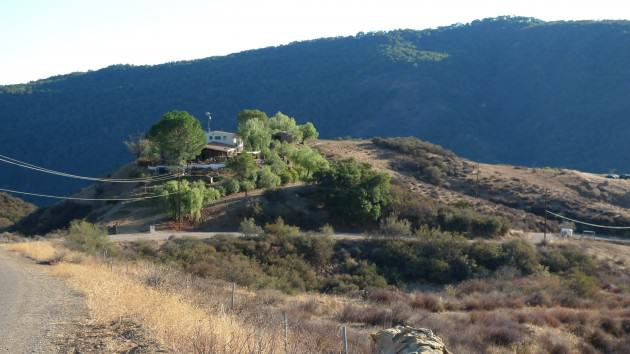 The ExUrban hills outside Los Angeles. Photo: Stephanie Pincetl