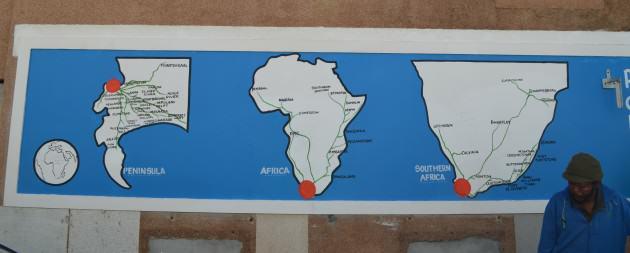 Maps of origins