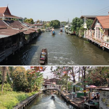 Image 8: Example of fast khlongs and slow khlongs. Credit: Peachy Pitchanee Sae tung and Sarar Punnarungsi Temswaenglert