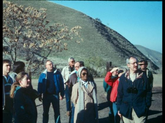 1990 visit to East Bay Regional Park District by elected officials and park professionals from Portland region. Photo: Mike Houck