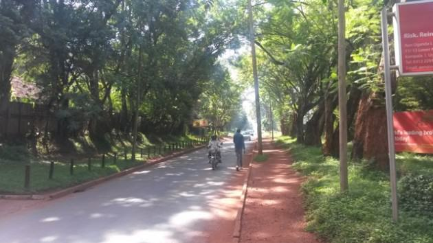 Kololo suburb turned civil area in Kampala. Photo: Shuaib Lwasa