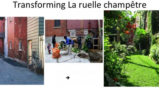 Credit: Comité de la ruelle champêtre Henri-Julien/Drolet