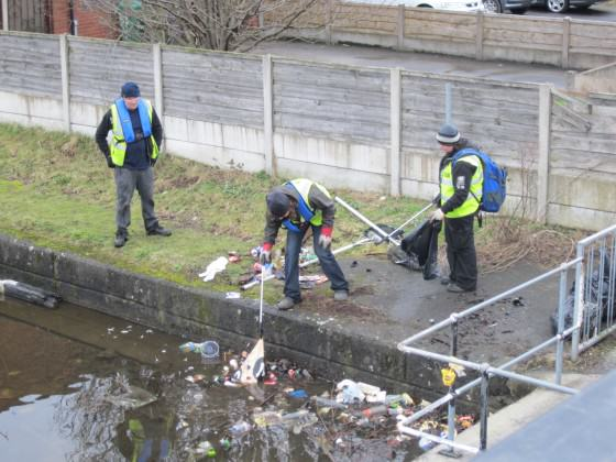Citizens cleaned up this space. Photo: Janice Astbury