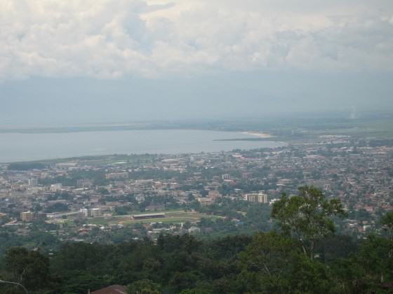 Are factors shaping the dominance of non-native plant species in Bujumbura unique or part of a larger pattern in cities in Sub-Saharan Africa?
