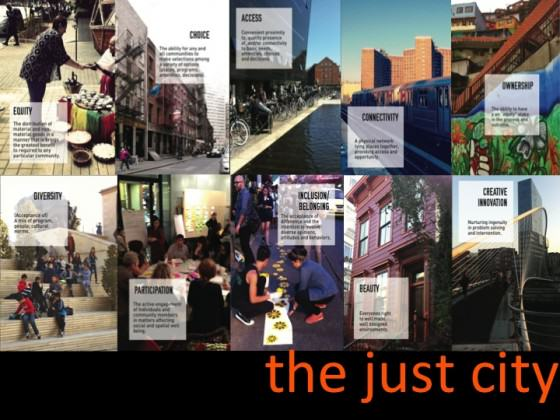 Ten keys to just cities. Credit: Toni Griffin