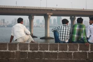 Build more syndrome in Mumbai. Photo: David Maddox