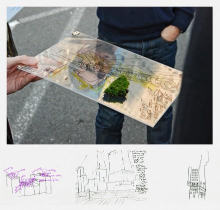 Credit: CaLL Finished drawings. Ideas included nurse logs, beekeeping, growing food for restaurants, 'weeds' to feed birds, kite flying contests, and extensive mini-ledge gardens.