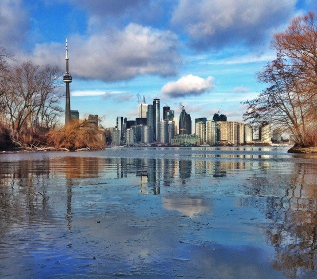 The Toronto skyline. Photo: Joe Lobko
