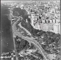 20th Century: New York's West Side progressed from romanticized extension of the Hudson Valley to the center of industry to a paean to the automobile.