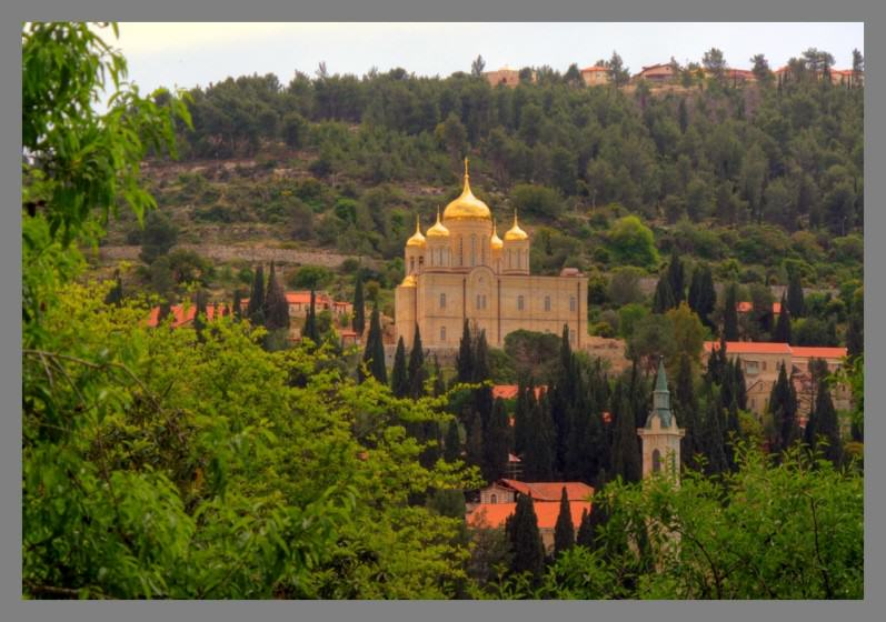 A lovely view of picturesque Ein Kerem. Photo: Danny Barak