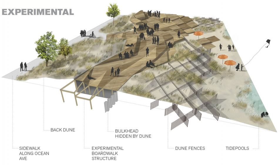 boardwalk design Sasaki-Rutgers