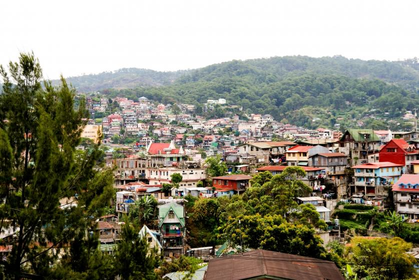 "Baguio Houses. Photo: ""e.r.w.i.n"""