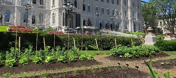 QuebecParliamentGarden