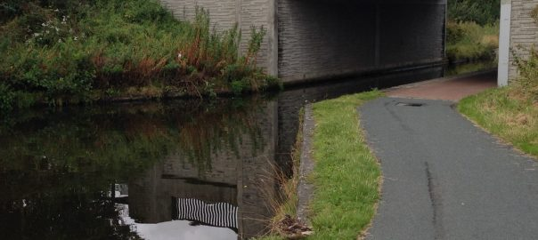nostalgic for Edinburgh Union canal