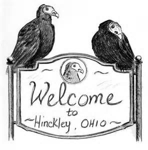 Hinckley Ohio Buzzard Days. Source: the Internet