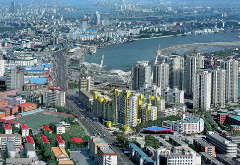 Tianjin Binhai New Area Source: CNRadio.com