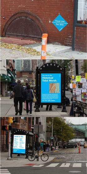 HudsonRiver signage