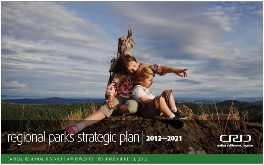 Image 17 - Regional Parks Strategic Plan cover