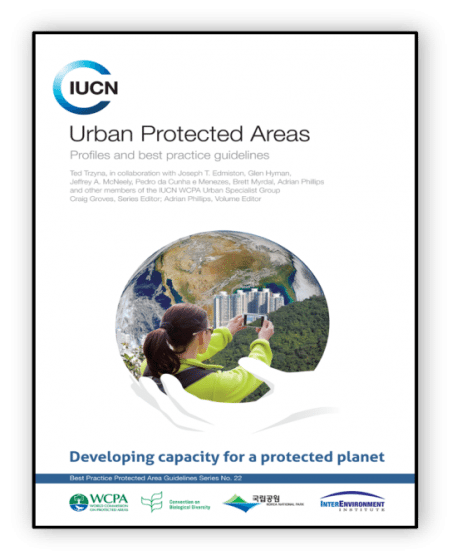 Image 7 - IUCN Urban Protected Areas book cover
