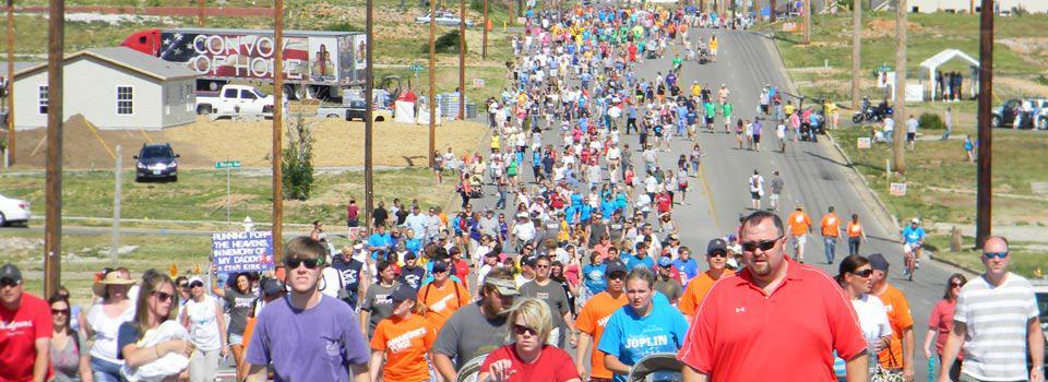 day of unity run Joplin