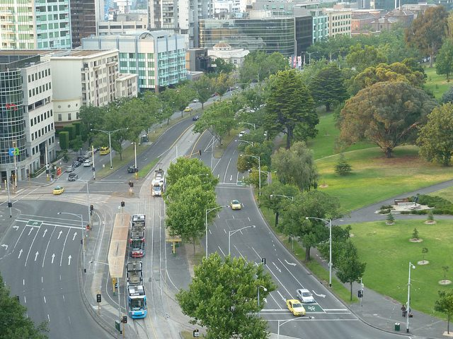 st kilda road_www.flickr.com