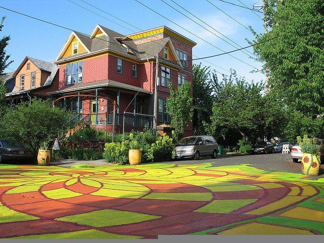 Portland Sunnyside Plaza_credit daily.sightline.org