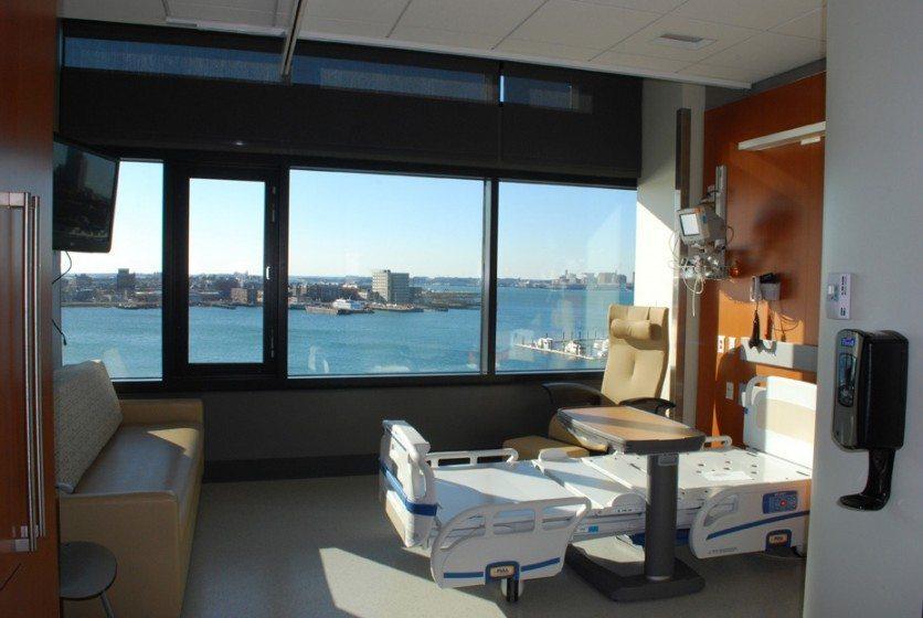 Spaulding rehab hospital Boston