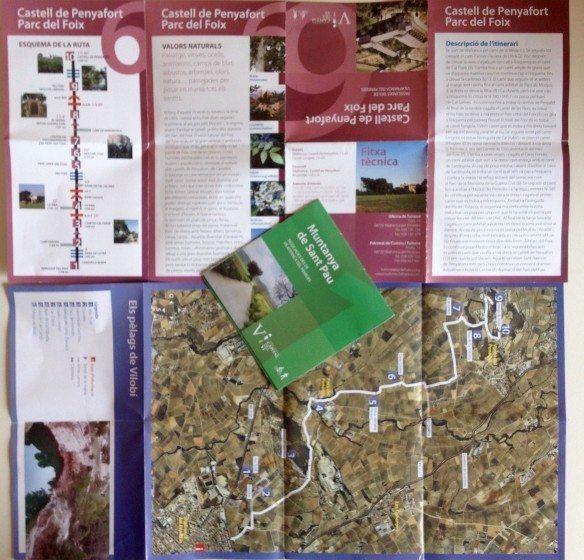 Maps Brochures
