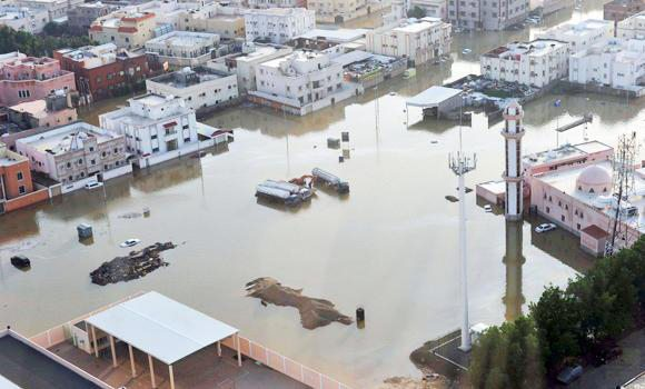 jeddah flood 2013