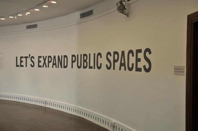 Open Mumbai Exhibition and inauguration photos
