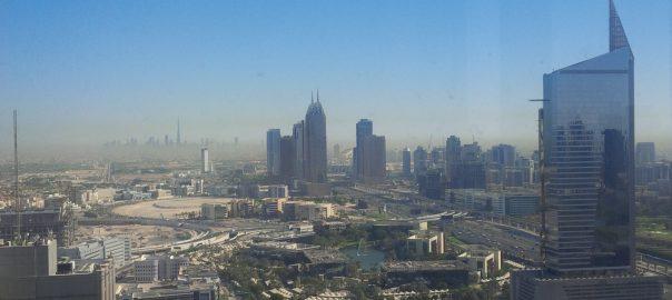 Dubai smog 2