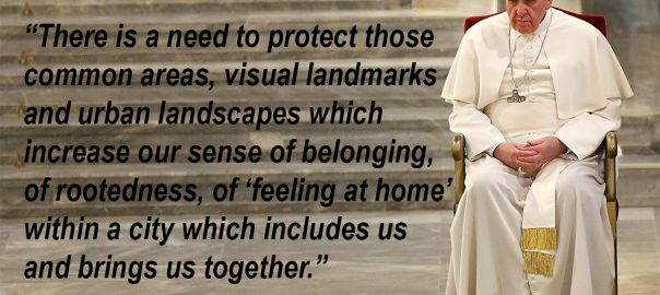 Encyclical banner