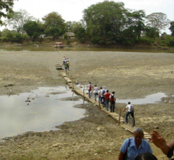 Río Sinu, Monteria Colombia. Photo: Diana Wiesner