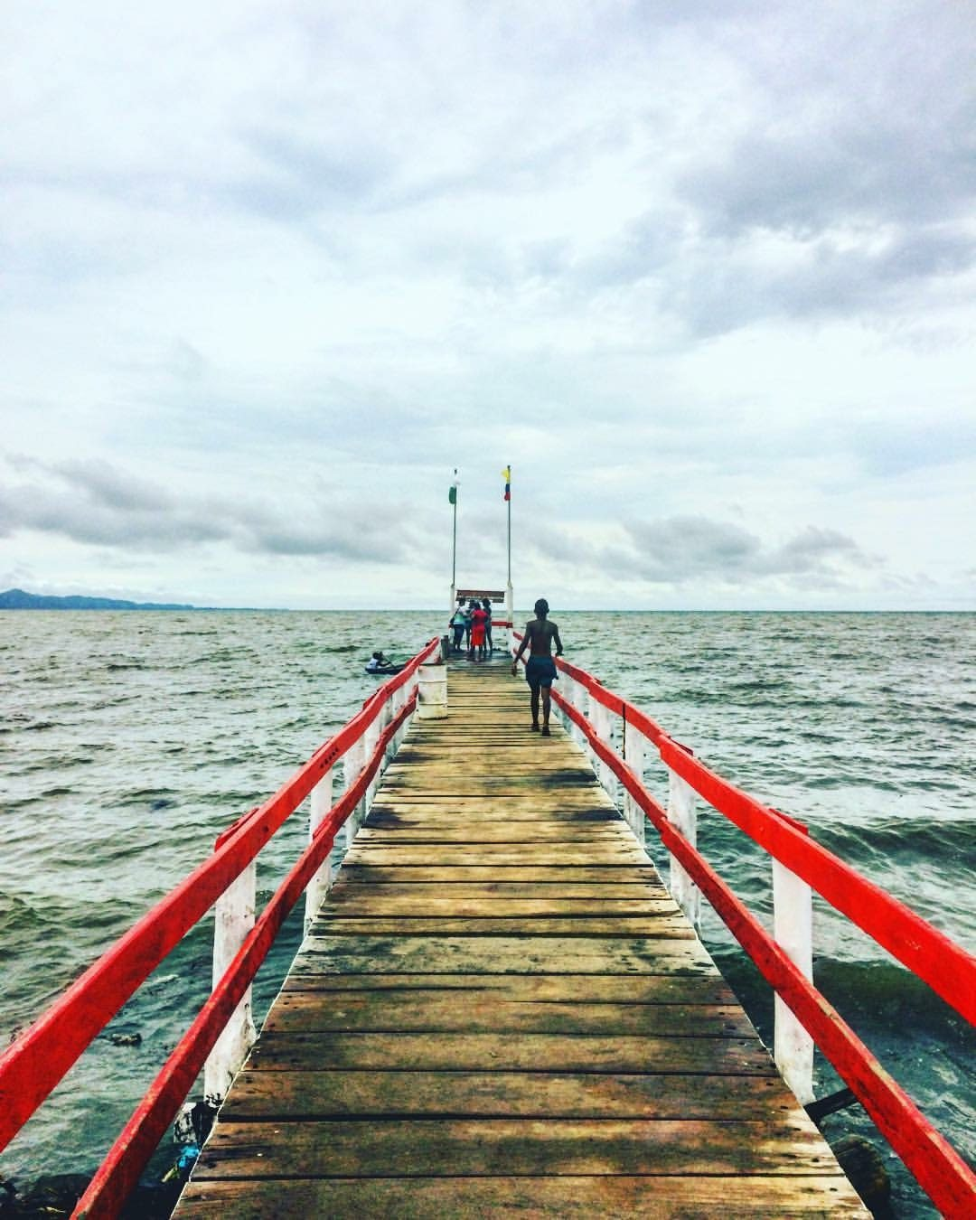 Nuquí, Colombia. Photo: Alejandra Artunduaga