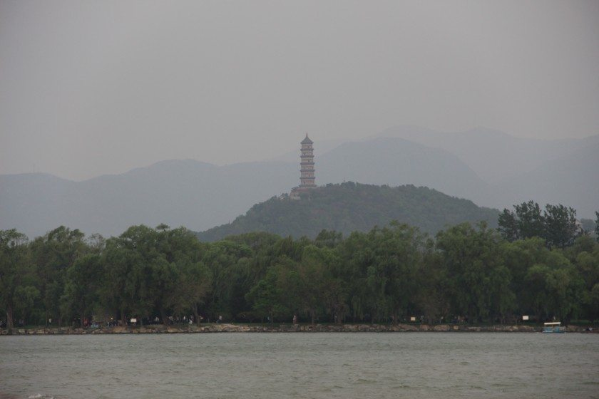 Park of the Summer Palace is an important part of Beijing's green infrastructure. Photo: Maria Ignatieva