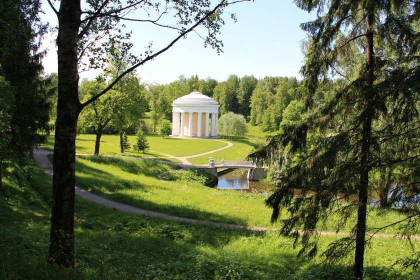 Pavlovsky Park in St. Petersburg. Photo: Maria Ignatieva