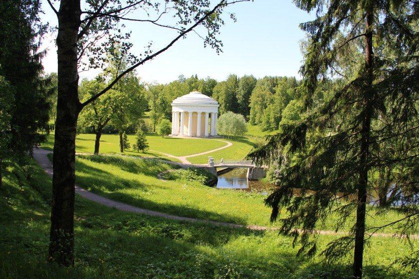 Pavlovsky Park in St. Petersburg. Photo: Maria Ignatieva