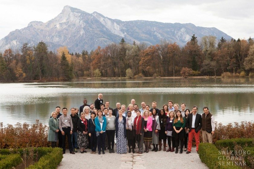 Salzburg Global Seminar – Parks for the Planet Forum, Photo: Ela Grieshaber