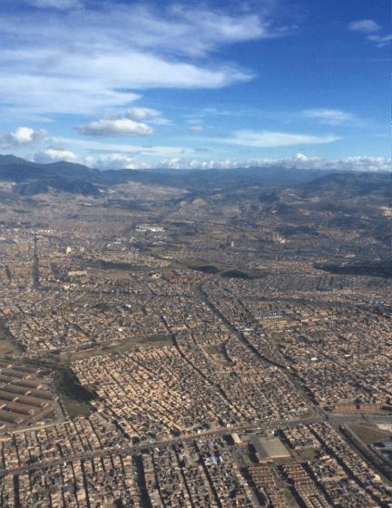 Figure 1. Bogotá