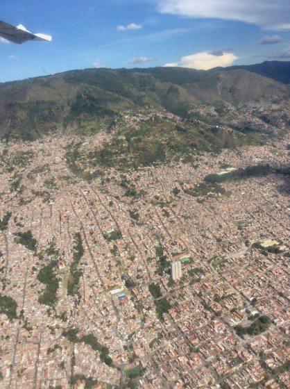 Figure 2. Medellín